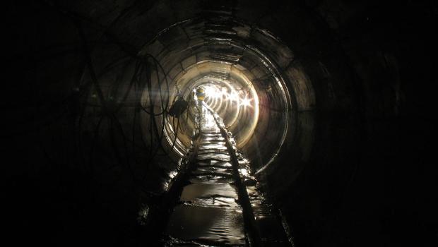 Tunel we śnie